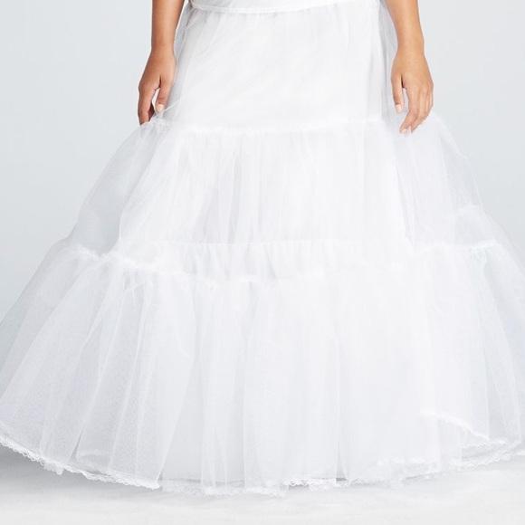 309efceaa5 65% off David s Bridal Intimates   Sleepwear Nwt Davids Bridal Ball ...